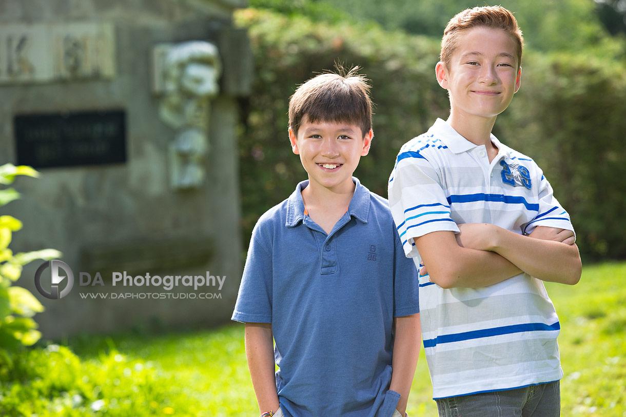 Family Photographers at The Guild Inn Estate