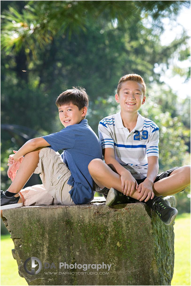 The Guild Inn Estate Children Photography