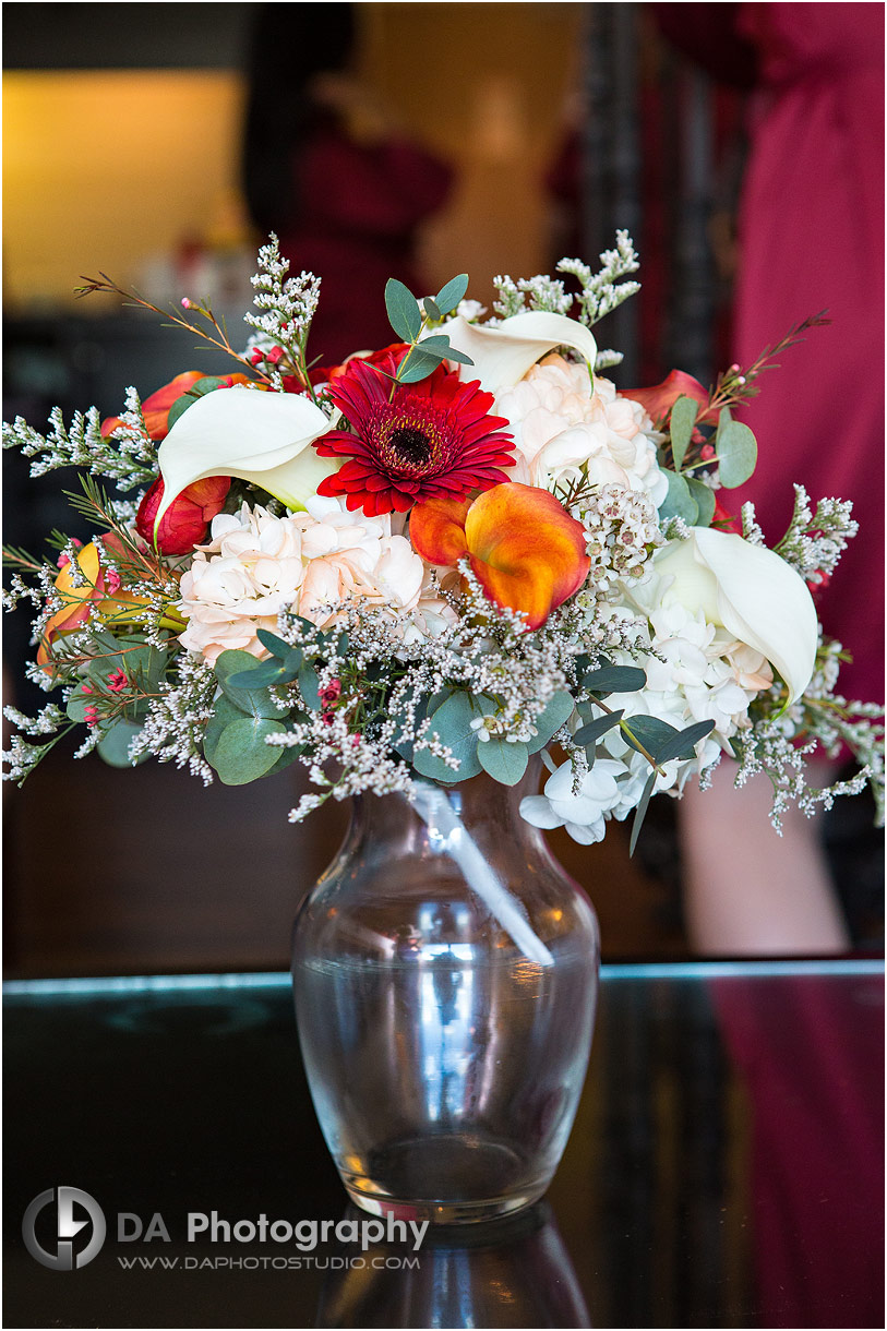 Wedding Bouquet at Hockley Valley