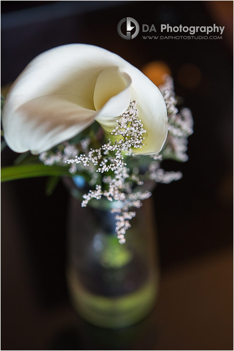 Wedding Flower at Hockley Valley