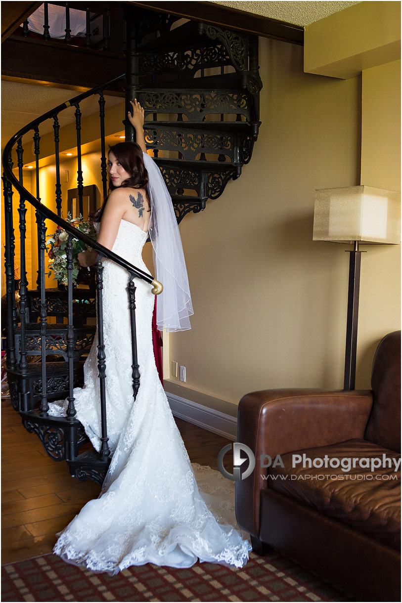 Brides at Hockley Valley in Orangeville