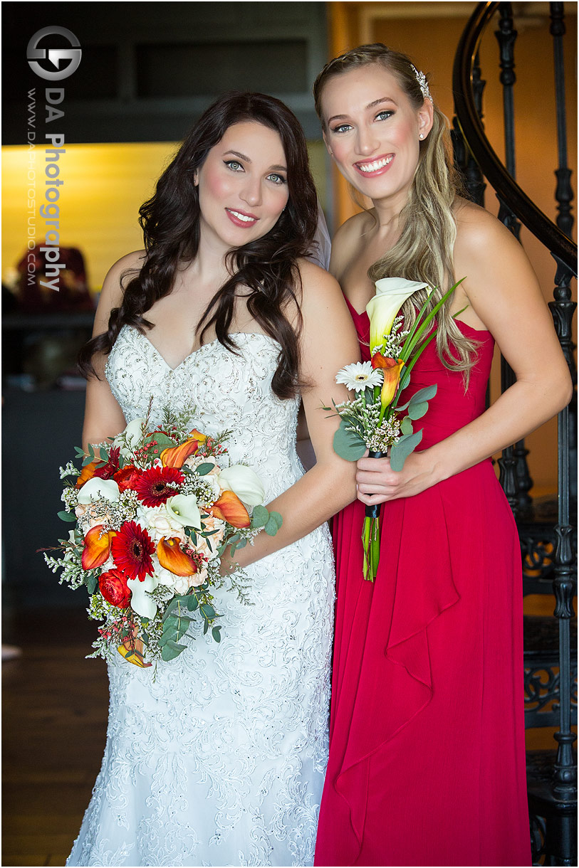 Maid of Honour at Hockley Valley