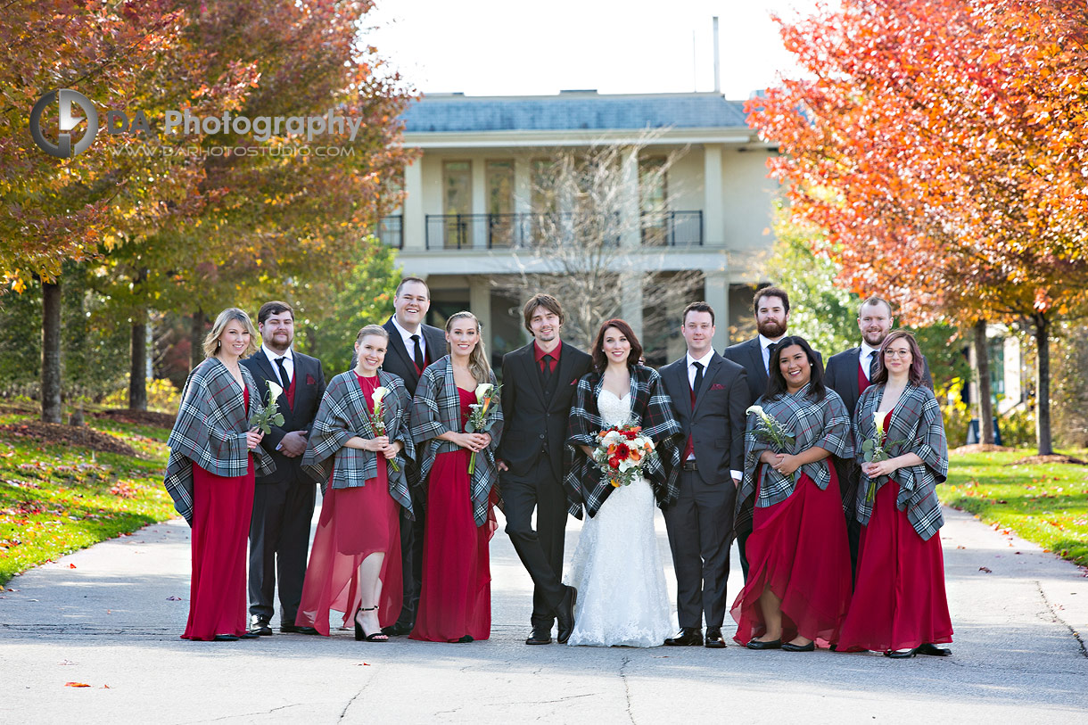 Wedding Photographers for Hockley Valley