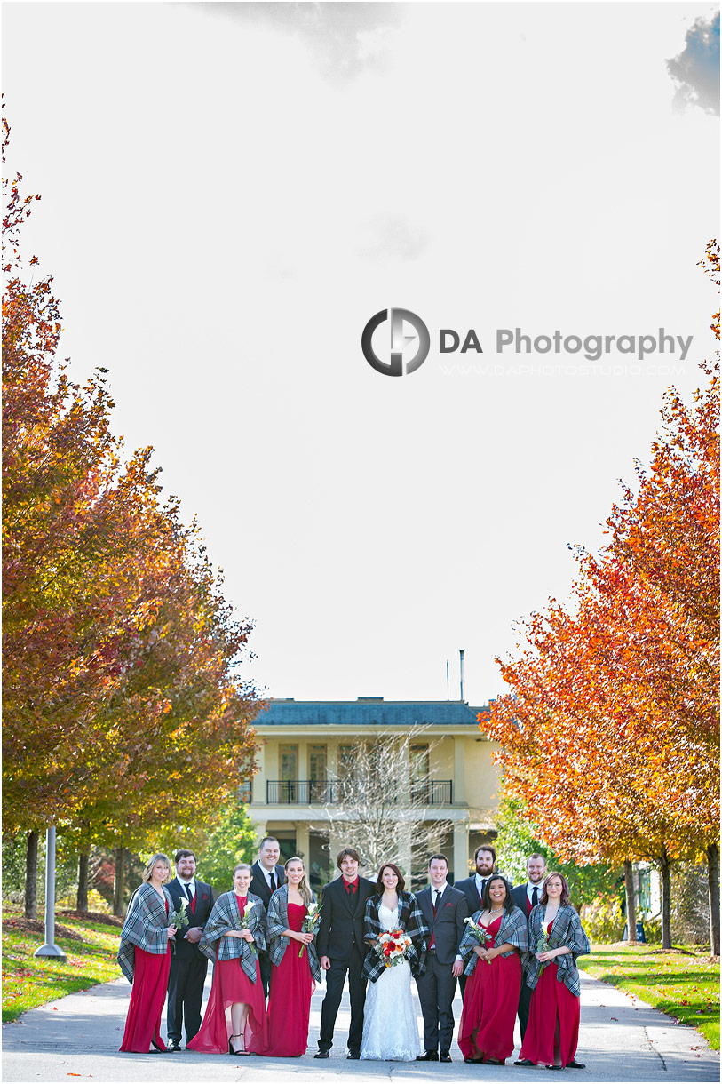 Wedding Photographer for Hockley Valley