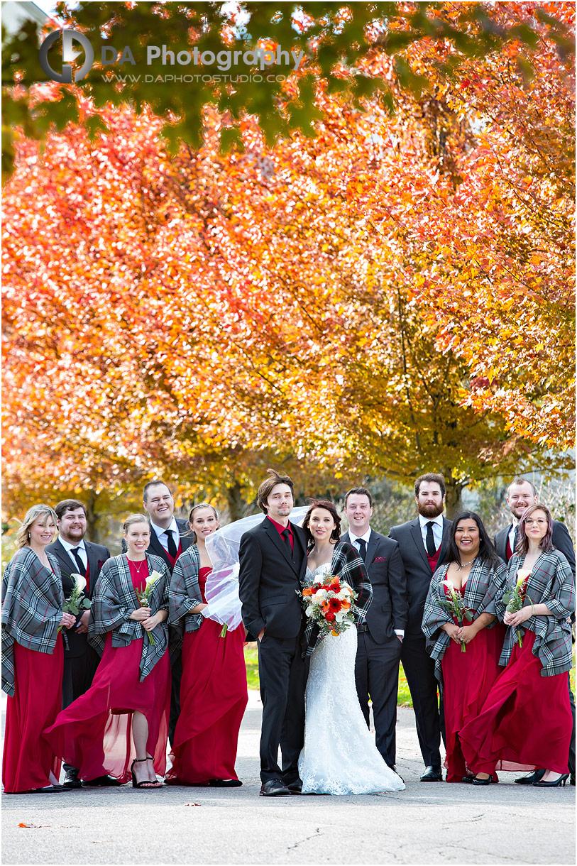 Wedding Photographer in Orangeville