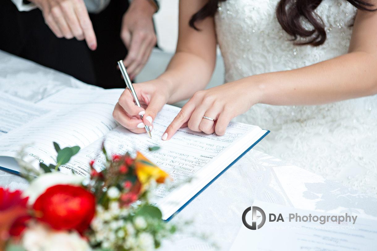 Wedding Ceremonies at Hockley Valley