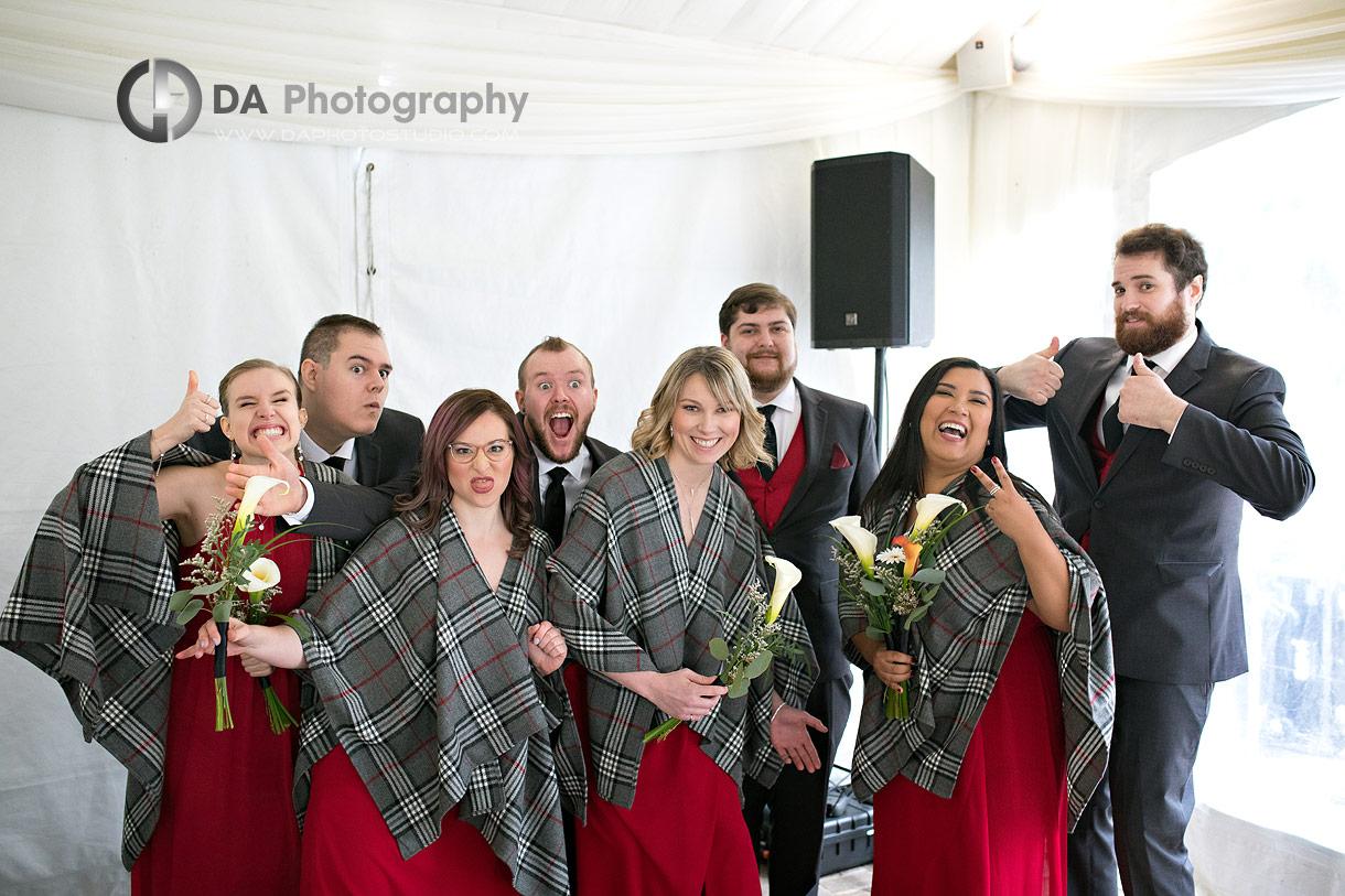 Wedding Ceremony at Hockley Valley