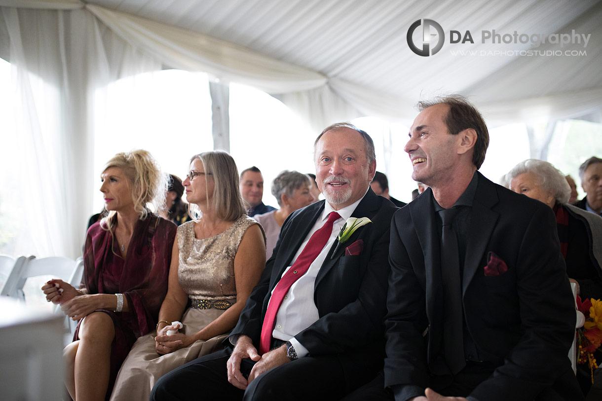 Hockley Valley Wedding Ceremony