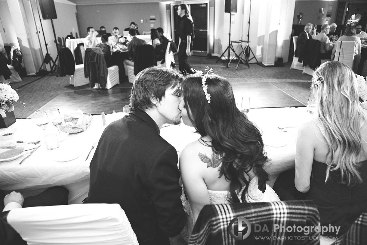 Wedding Receptions at Hockley Valley