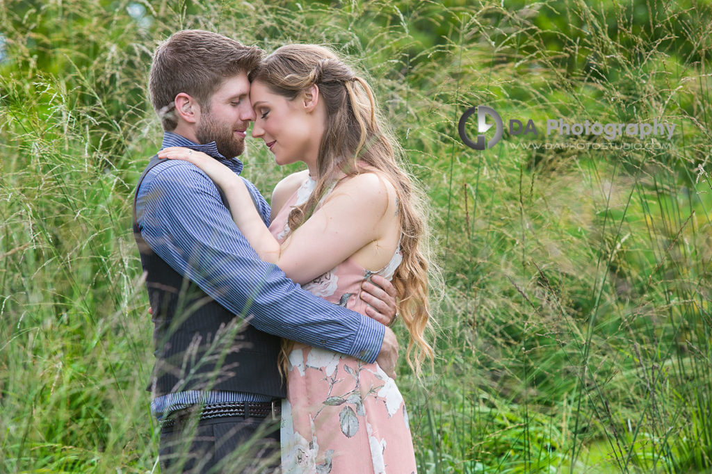 Royal Botanical Gardens engagement photos
