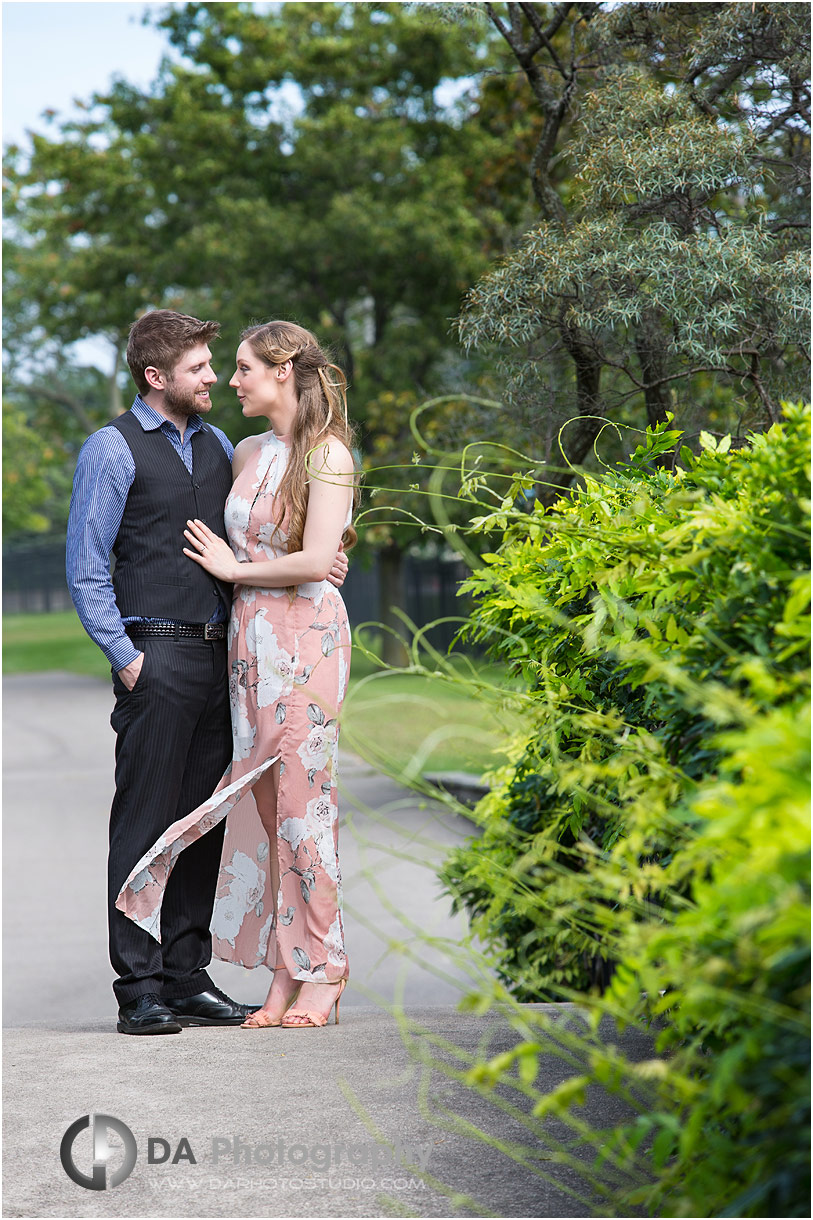 Hendrie Park Engagement Photography