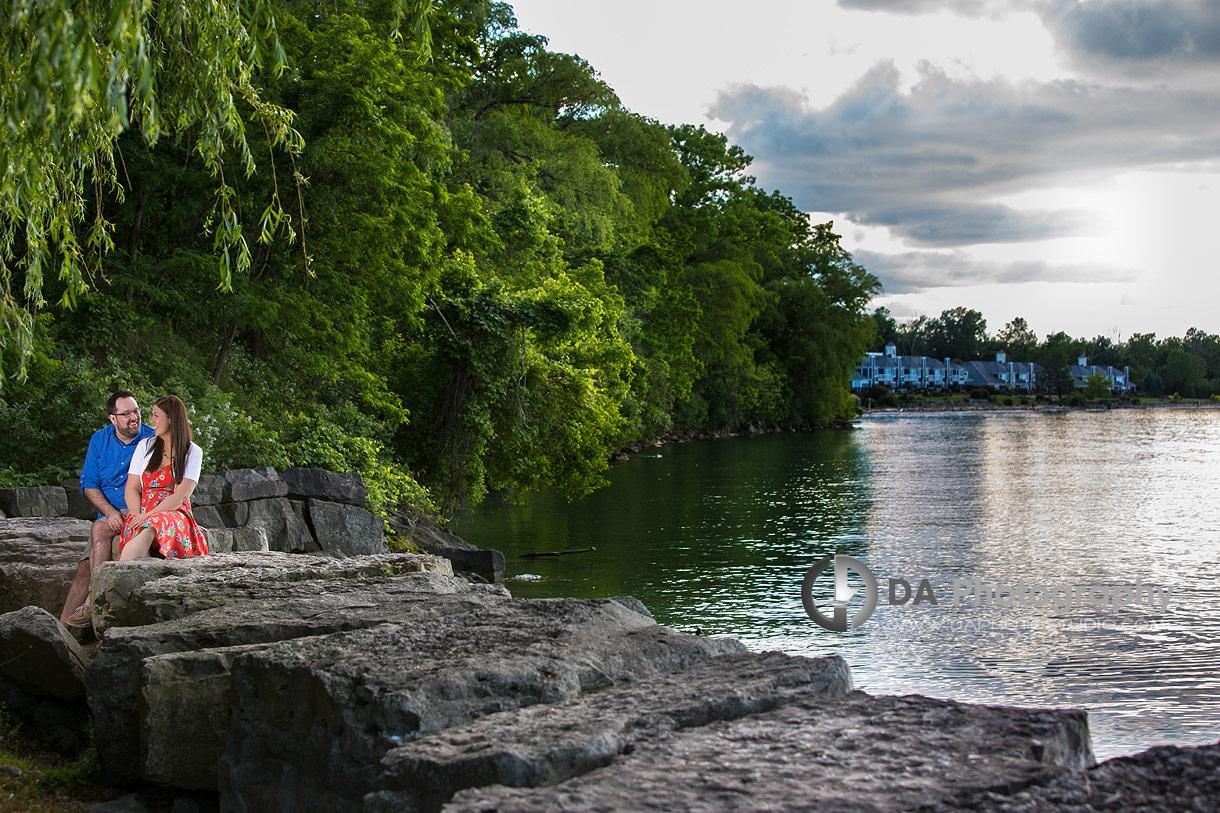 Best Photographer for Niagara engagement