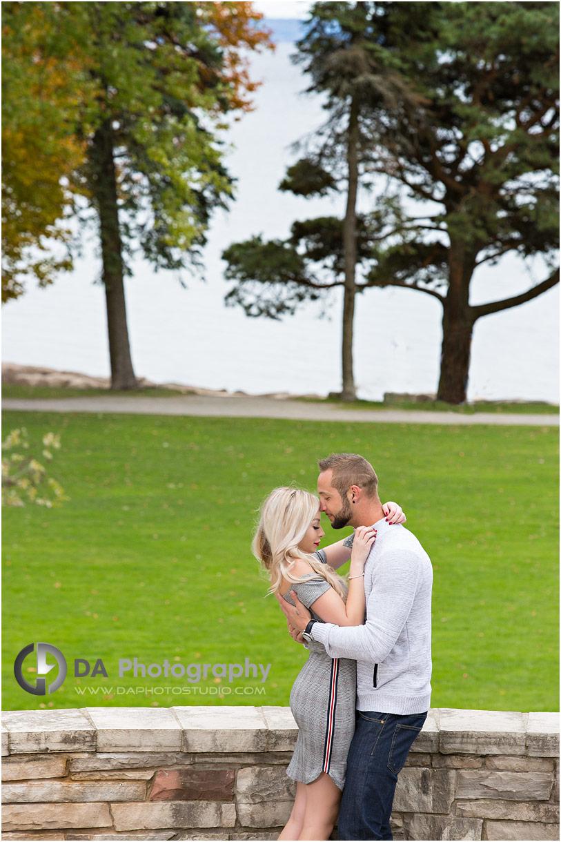 Fall Engagements at Paletta Mansion