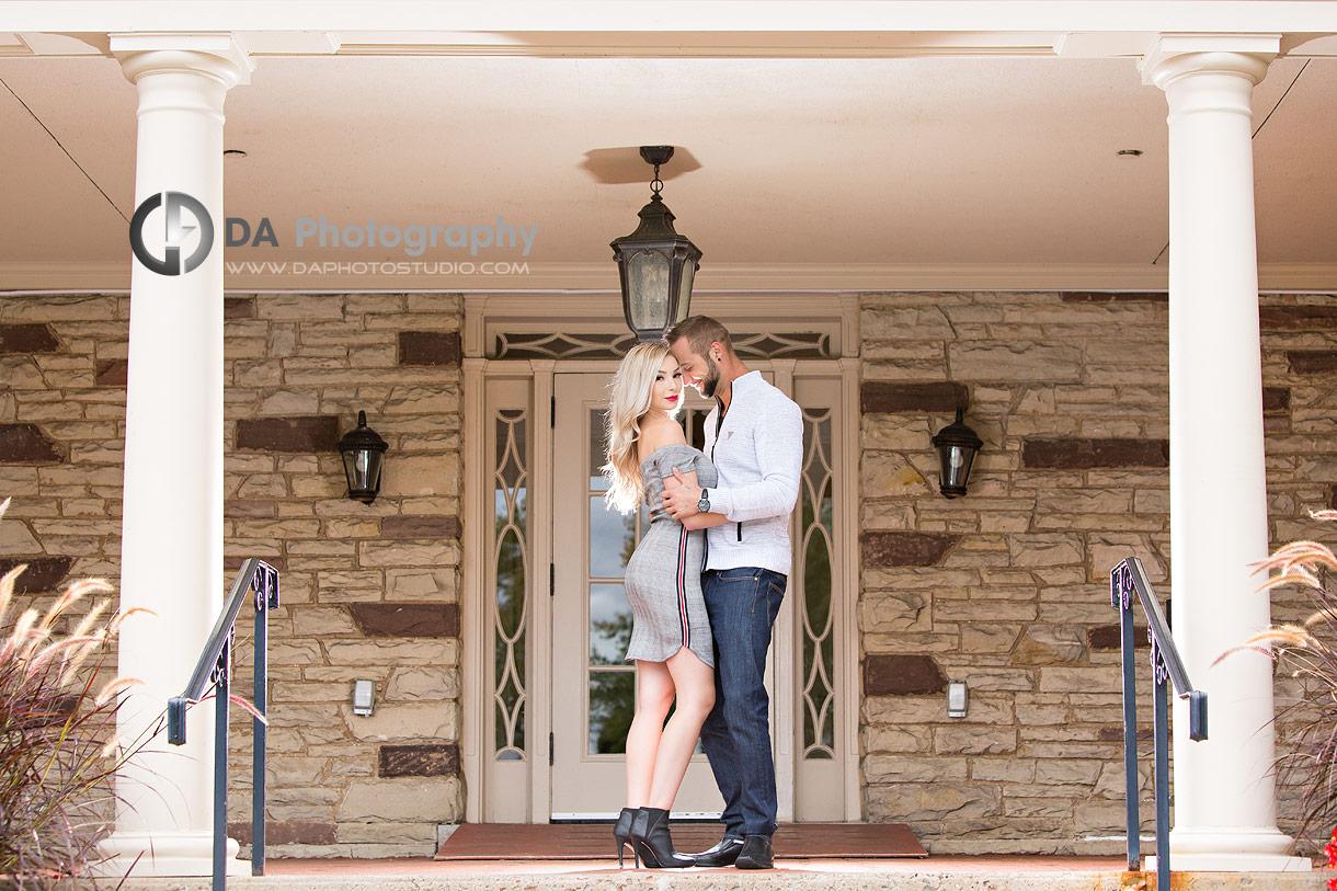 Engagement Photos at Paletta Mansion