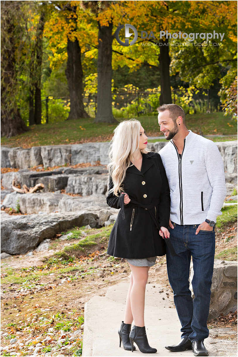 Engagement Photographer in Guelph