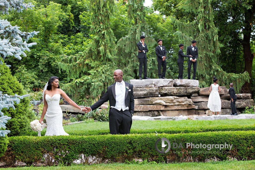 Terrace on the Green Weddings