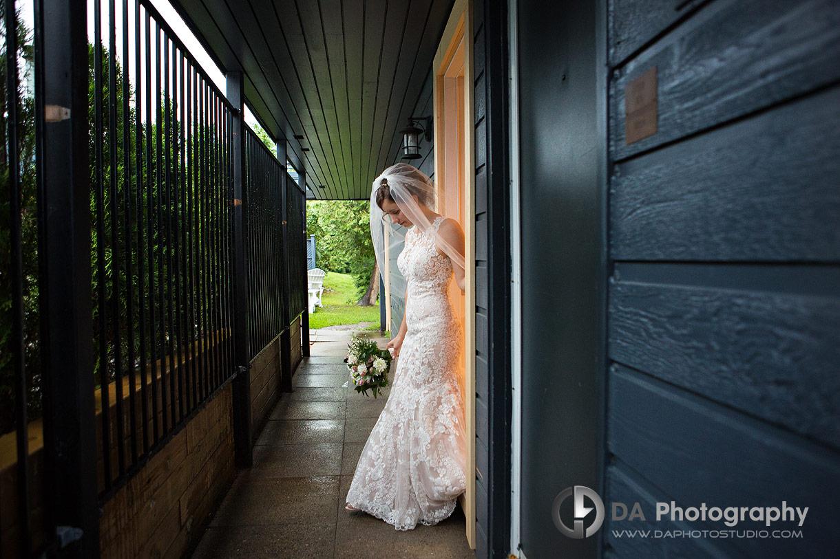Brides at Millcroft Inn