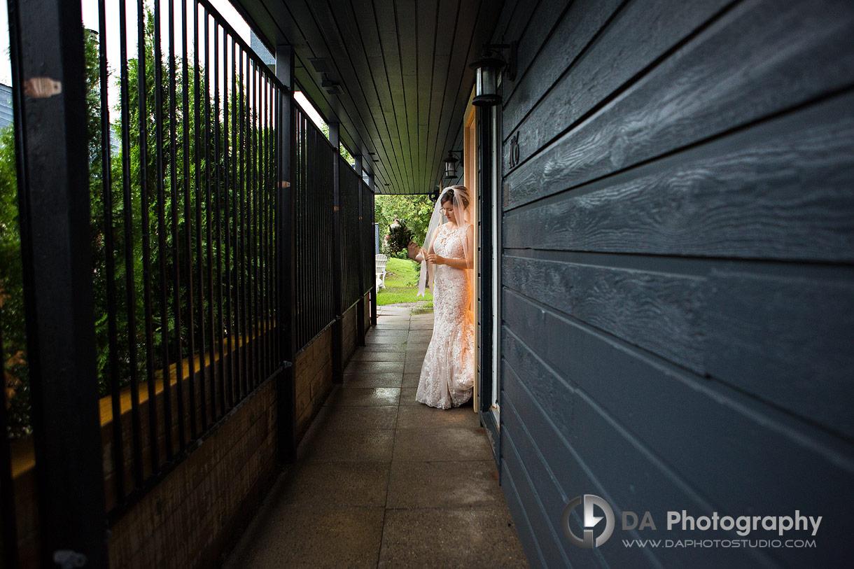 Bride in Alton