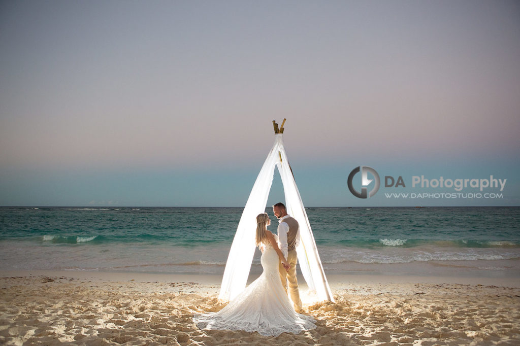 Luxury Bahia Principe Esmeralda Destination Wedding in Punta Cana