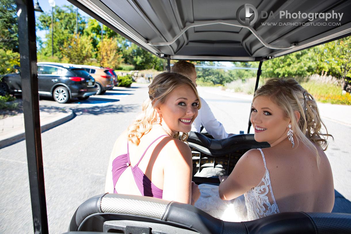 Outdoor Wedding at JW Marriott