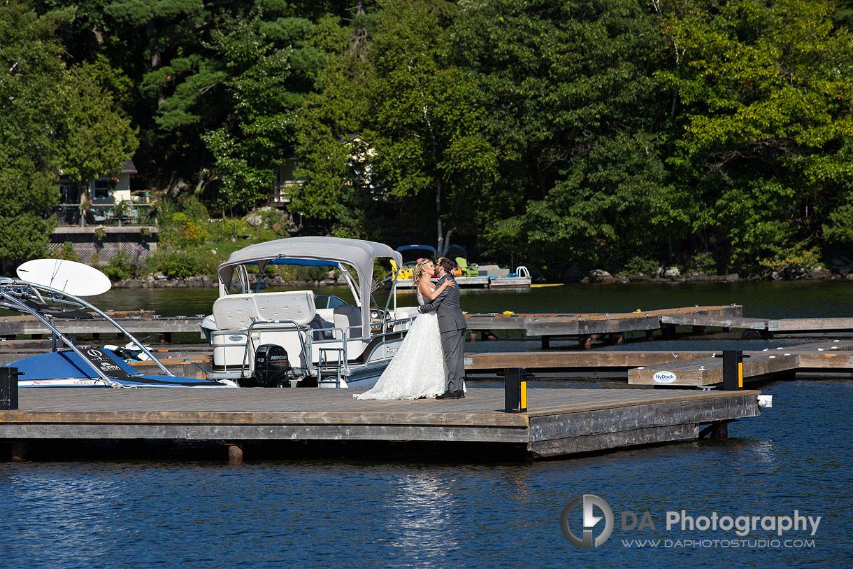 Best Wedding Pictures in Muskoka