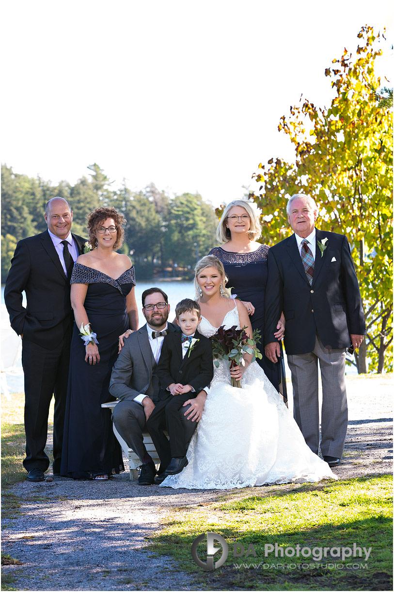 Muskoka Outdoor Weddings