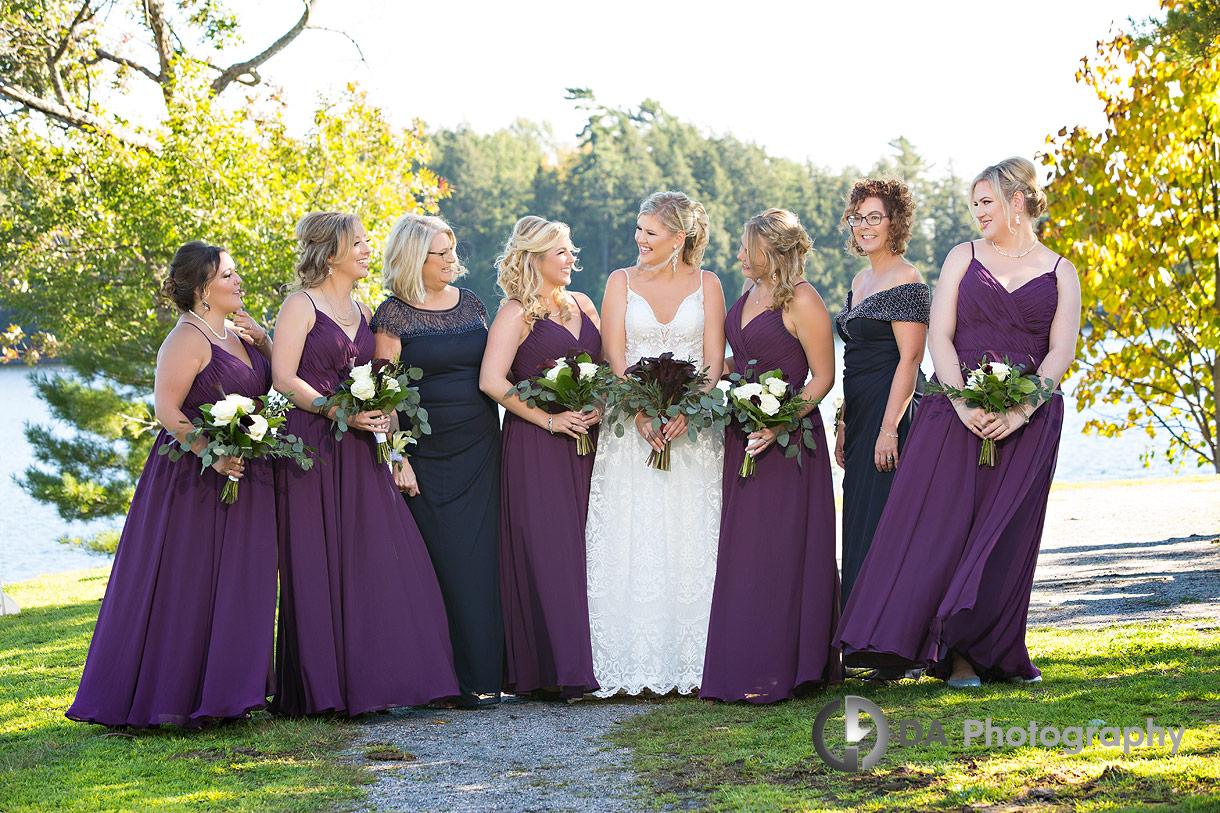 Garden Weddings at Muskoka