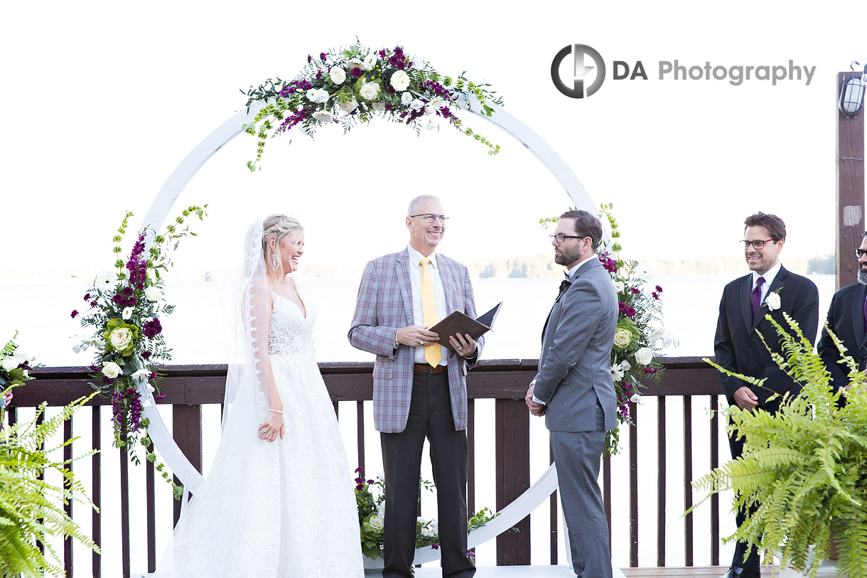 Wedding Ceremony at The KEE to Bala