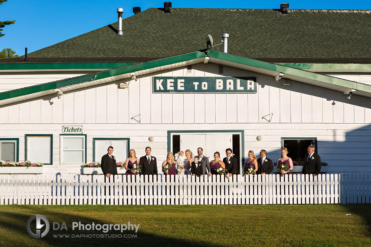 Weddings at The KEE to Bala