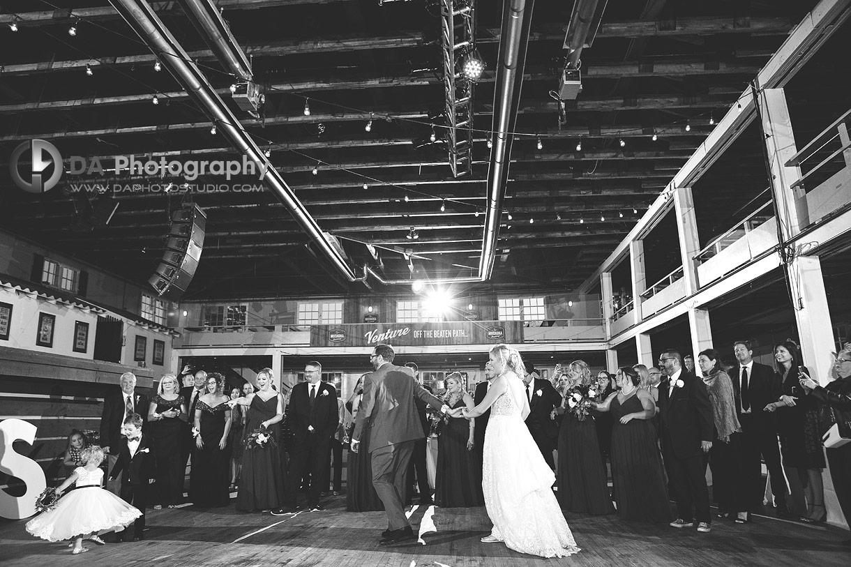 Wedding Reception at The KEE to Bala