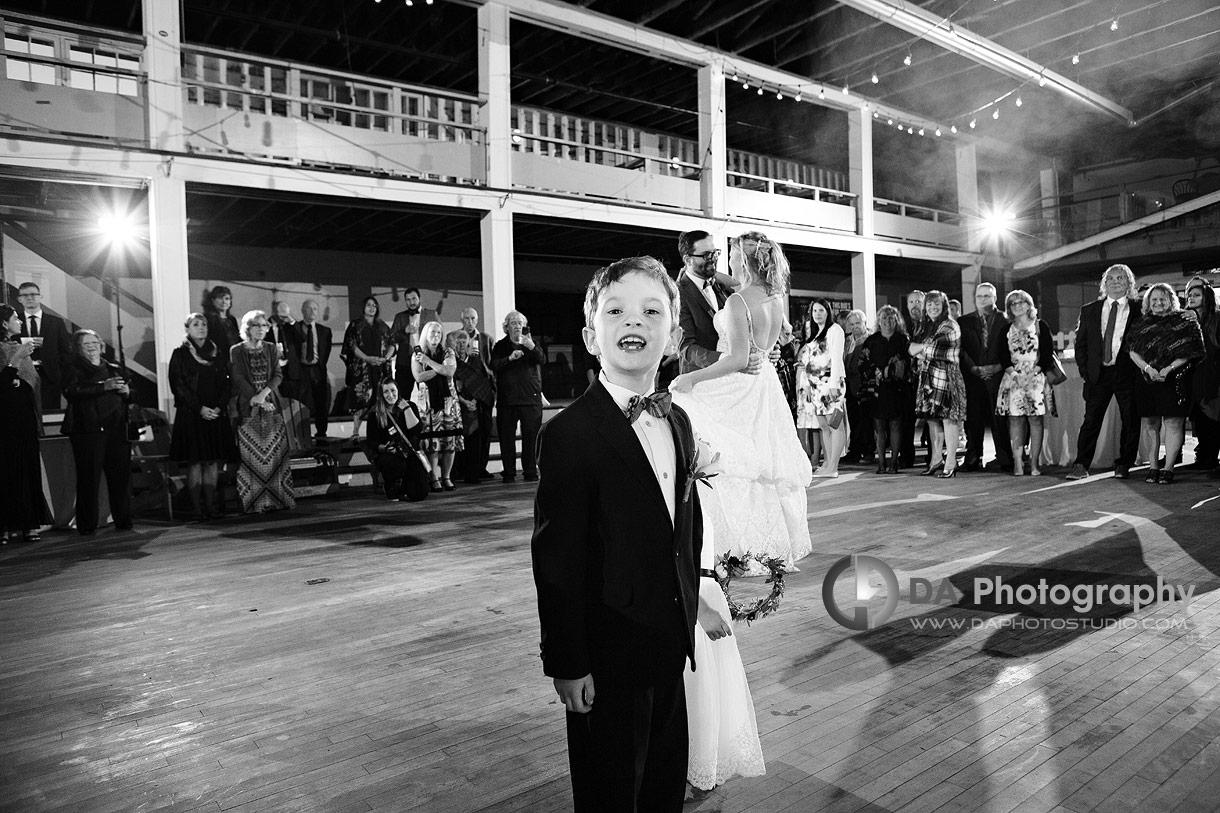 Wedding Receptions at The KEE to Bala