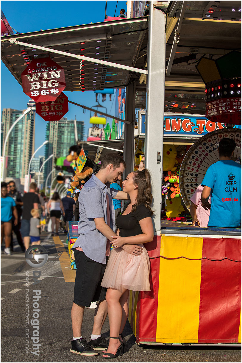 CNE Engagements in Toronto