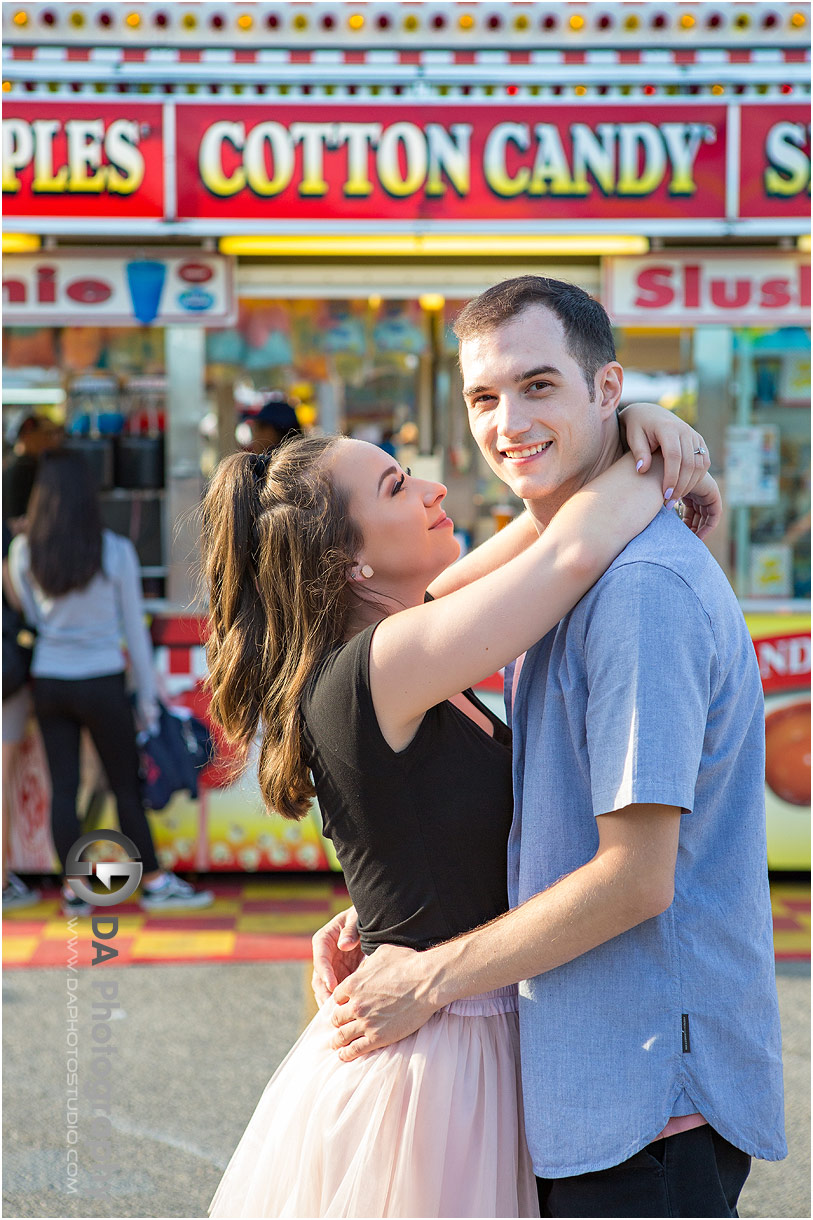 Engagement Photographer for CNE