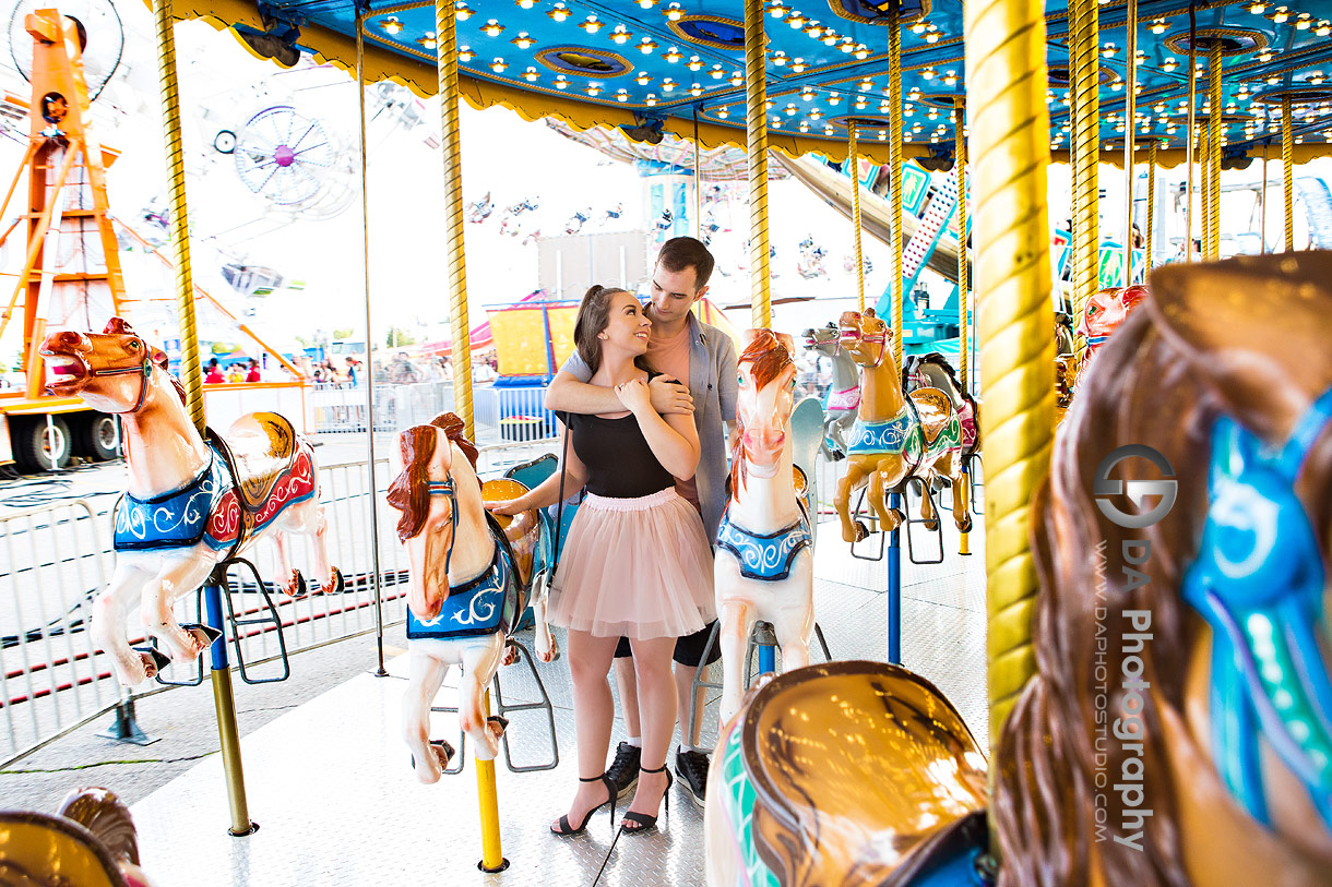 Engagement Photography at CNE