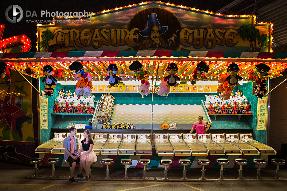 Photographs of CNE in Toronto