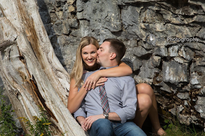 Rockwood Engagement Photographs