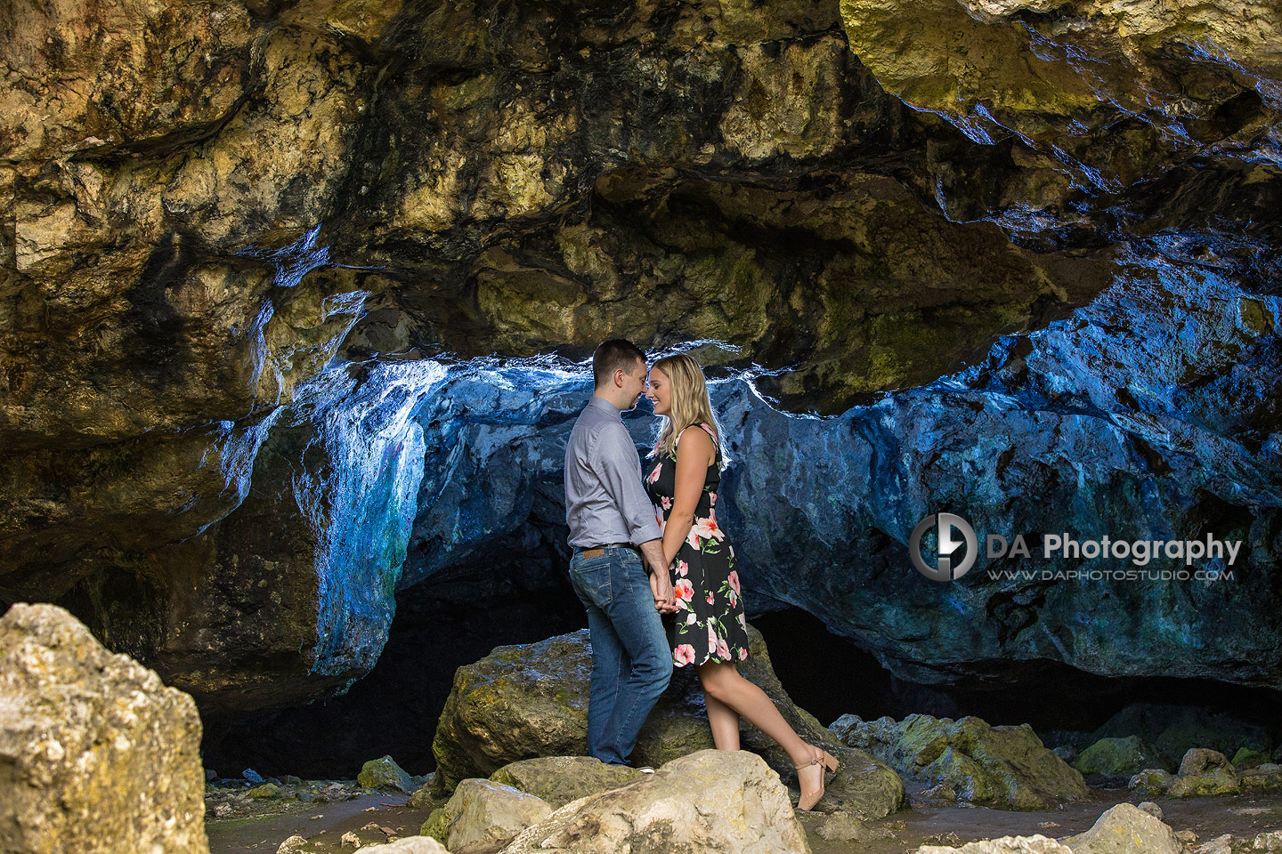 Best Engagement Photo Locations in Rockwood