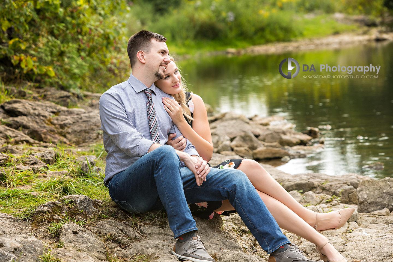 Best Engagement Photographs in Rockwood