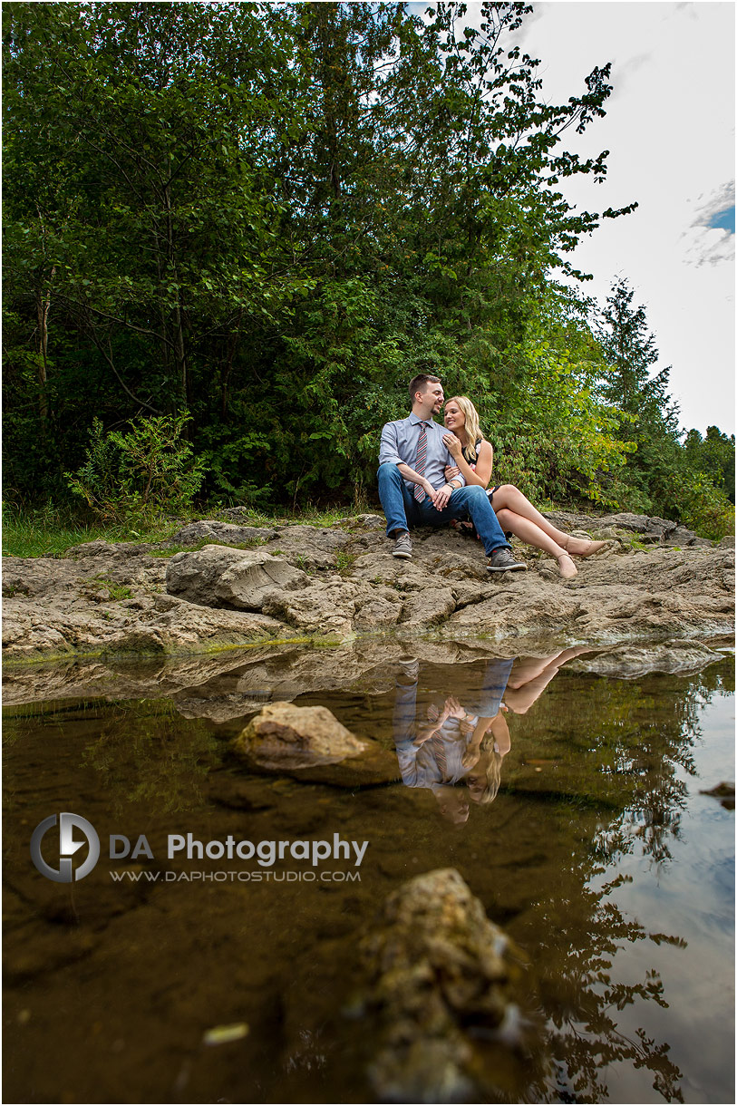 Engagement Photographers in Rockwood