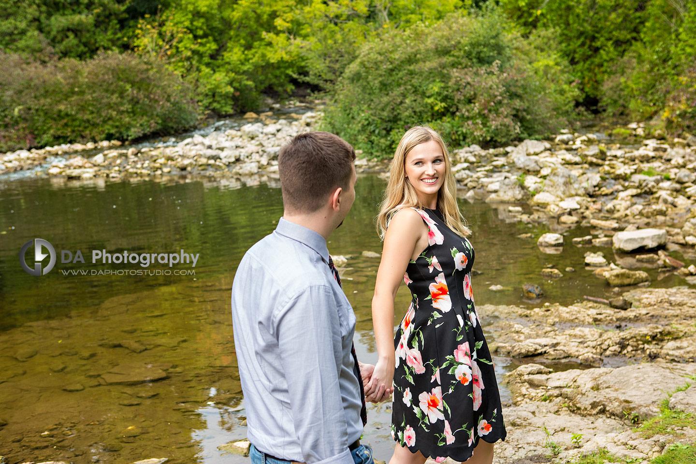 Rockwood Engagement Photos