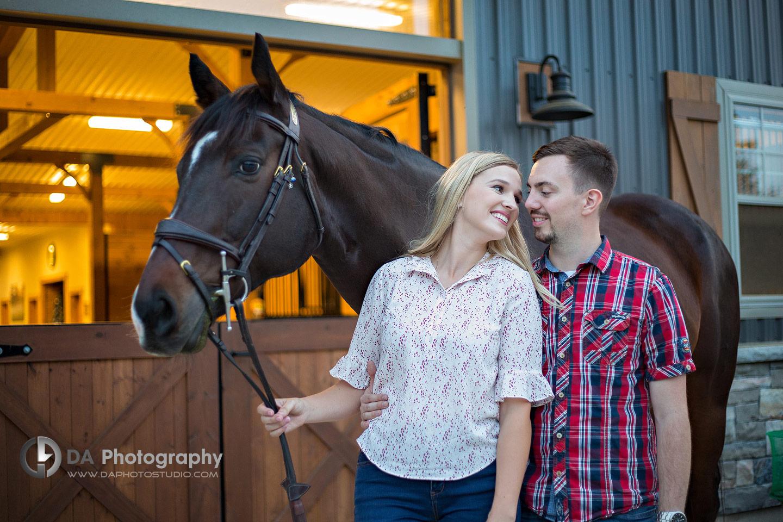 Top Engagement Photographer in Milton