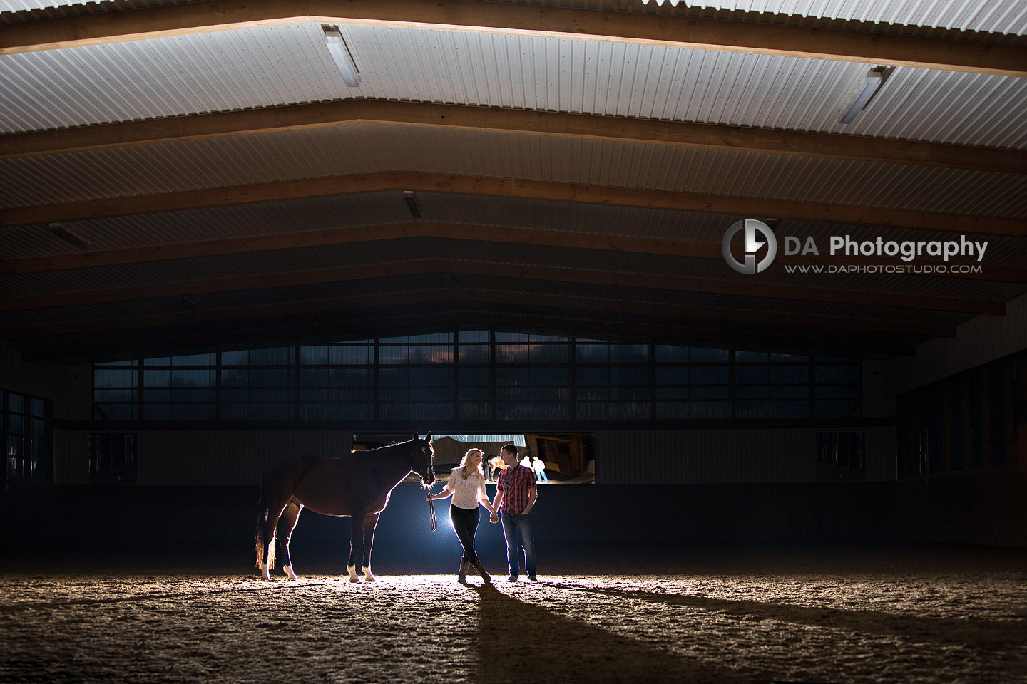 Engagements at Horse Stable