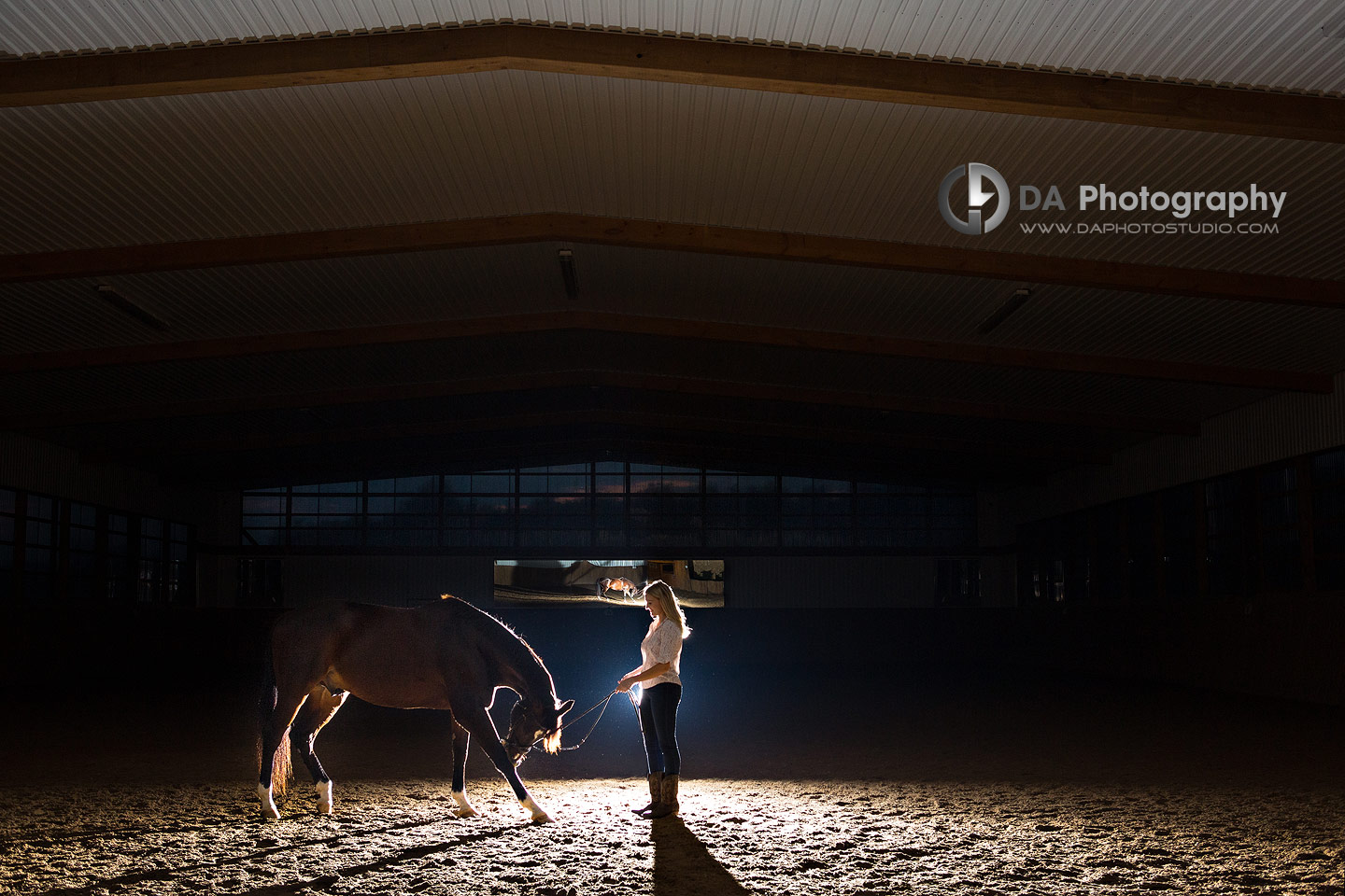 Engagements at Horse Stable in Milton