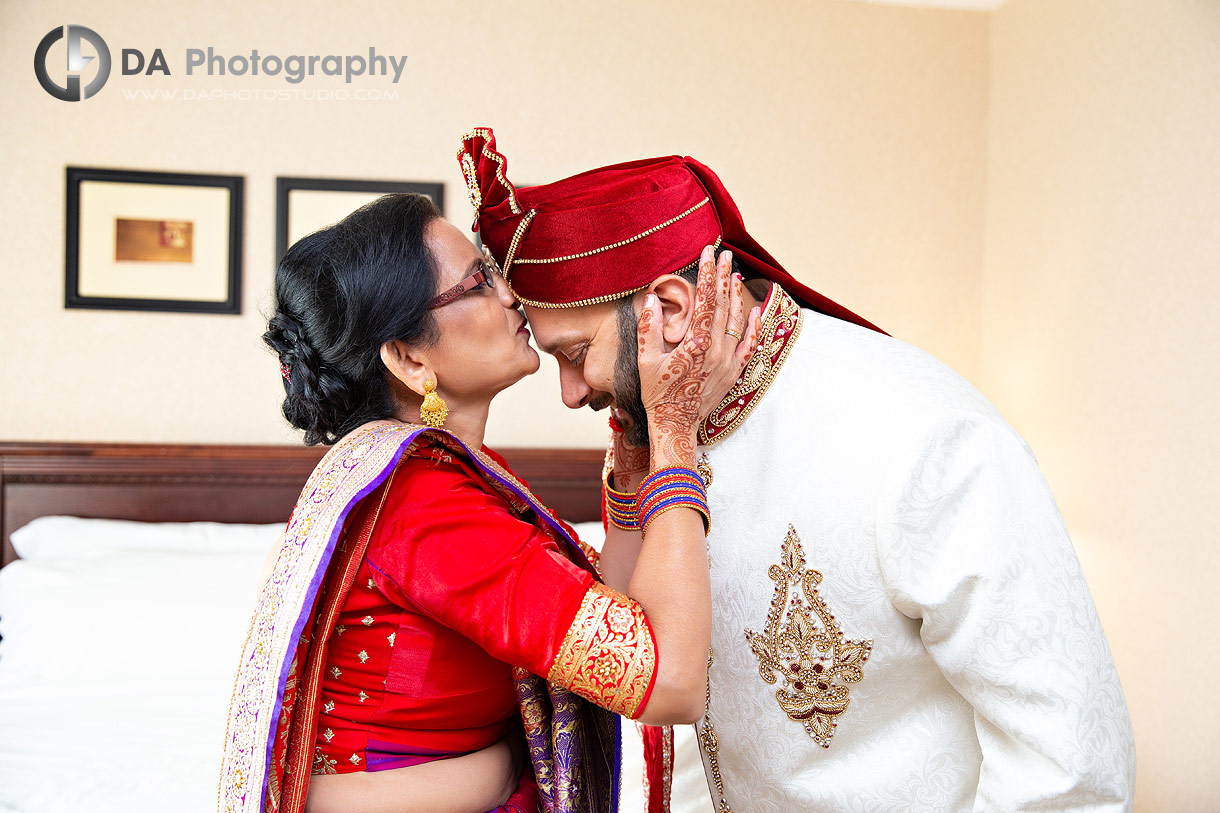 Photos at Traditional Indian weddings
