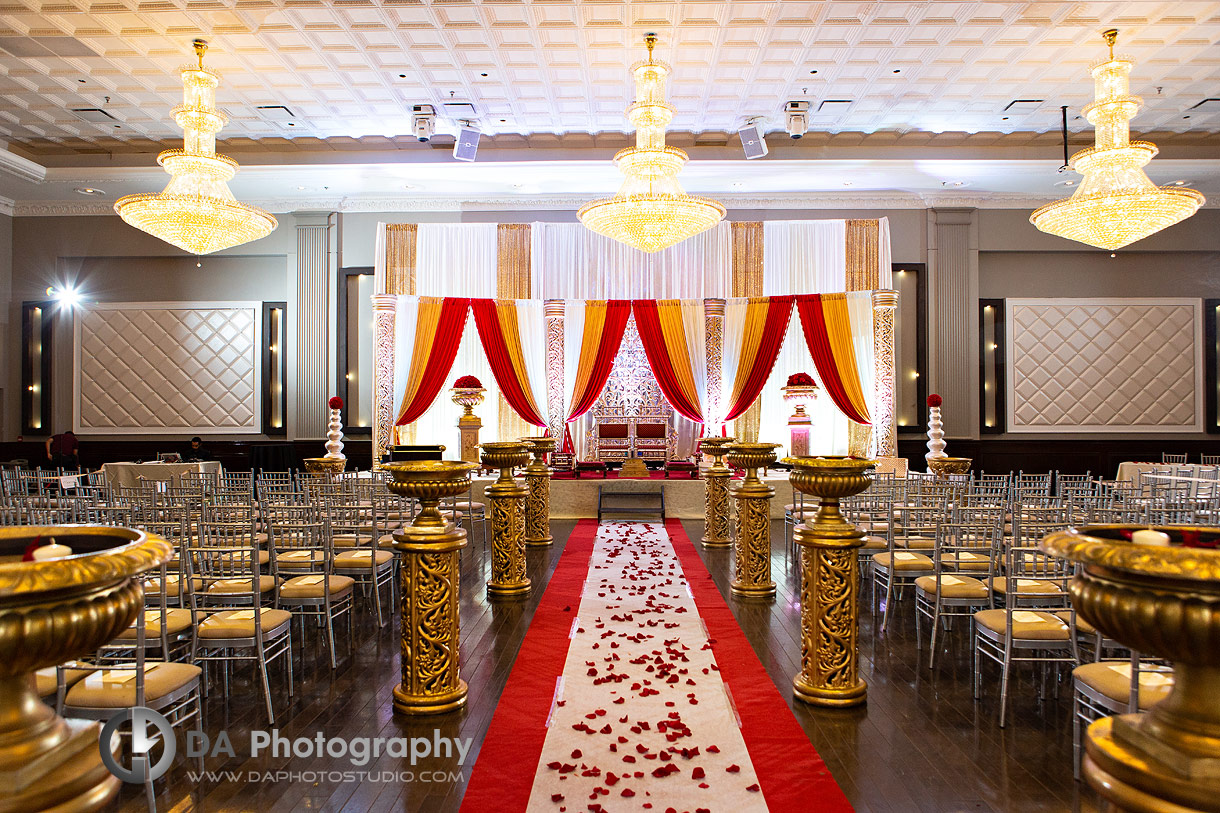 Photograph of Traditional Indian wedding in Mississauga
