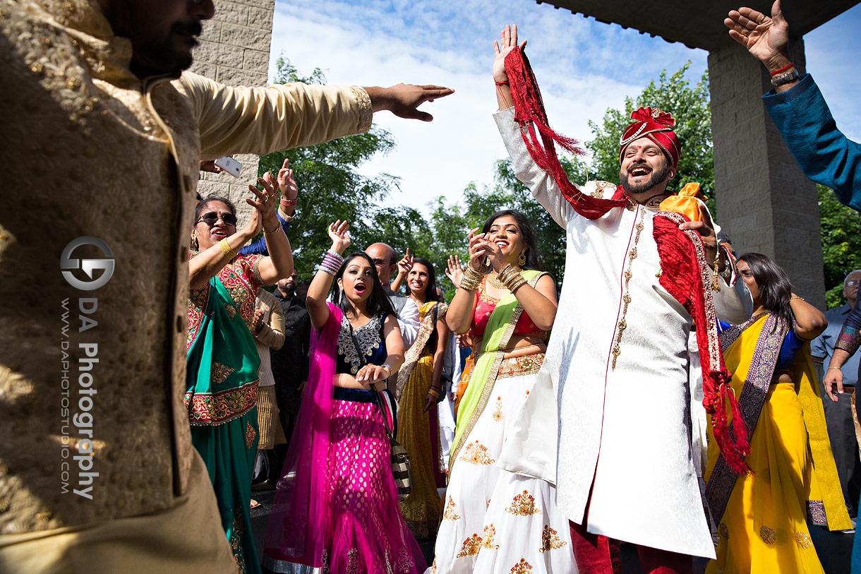 Traditional Indian Garden Wedding