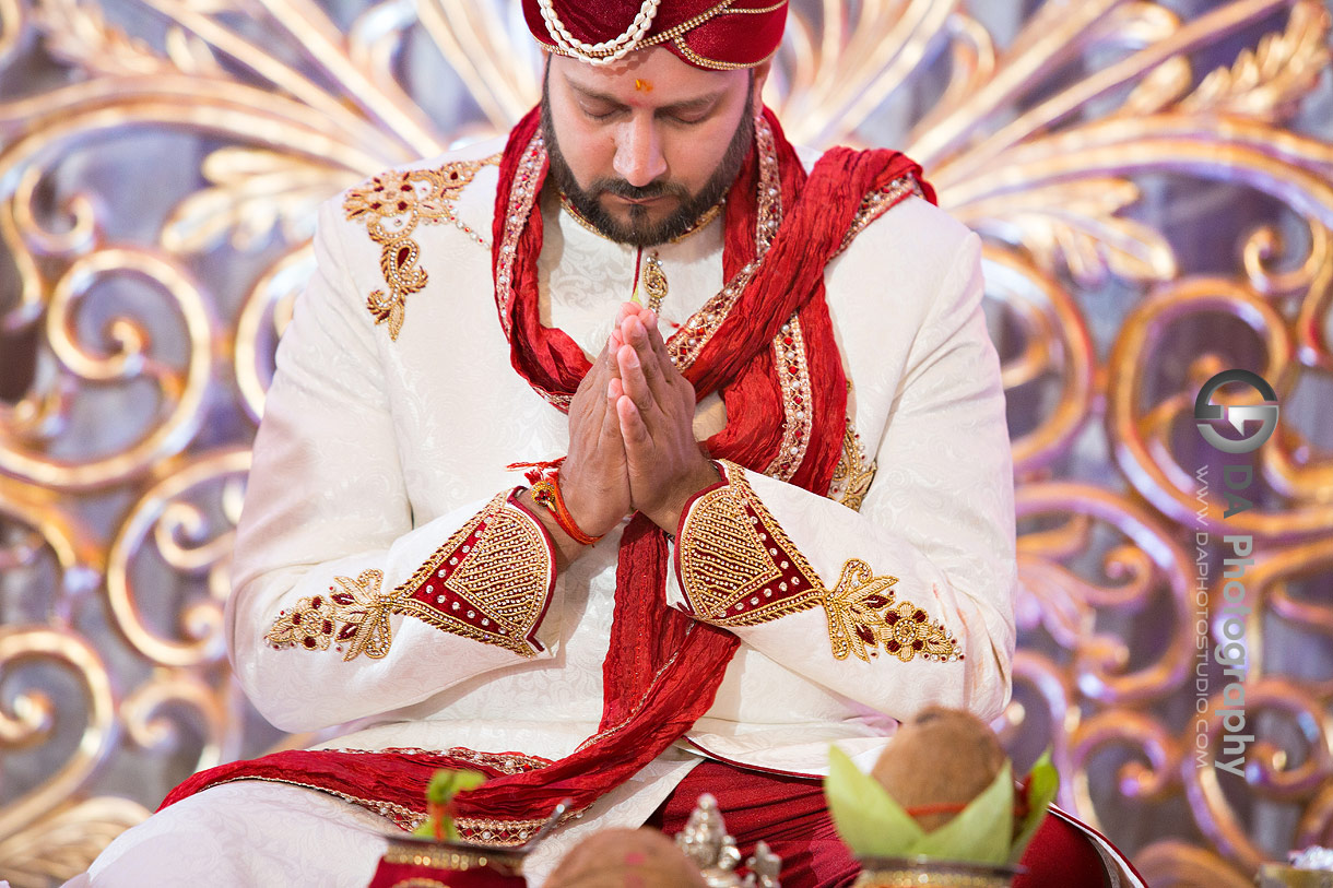 Photographs at Traditional Indian Wedding