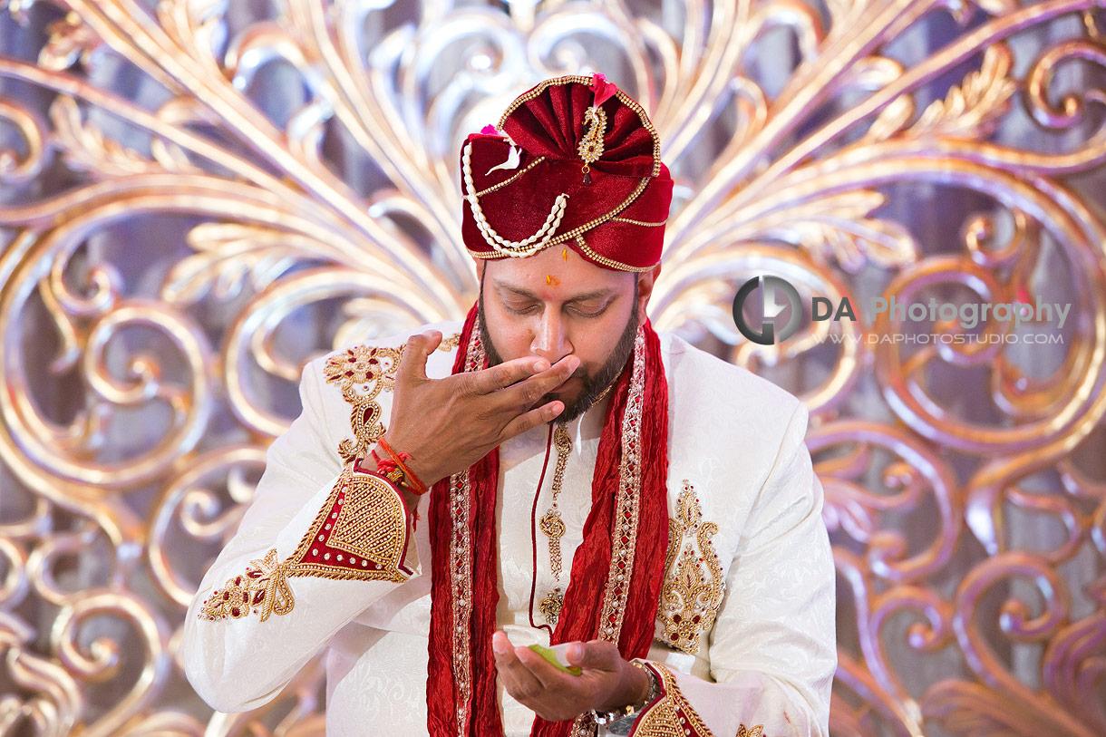 Versailles Convention Centre Wedding Ceremony