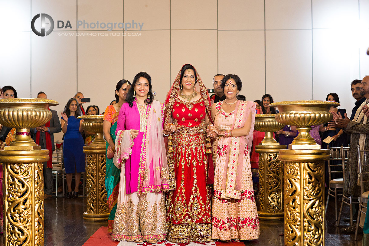 Photo at Traditional Indian wedding in Mississauga