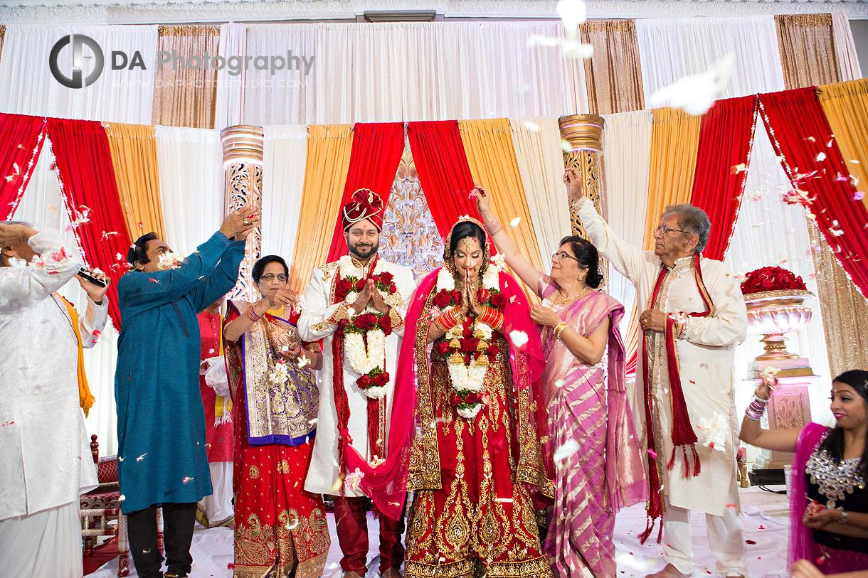 Versailles Convention Centre Wedding Photographer